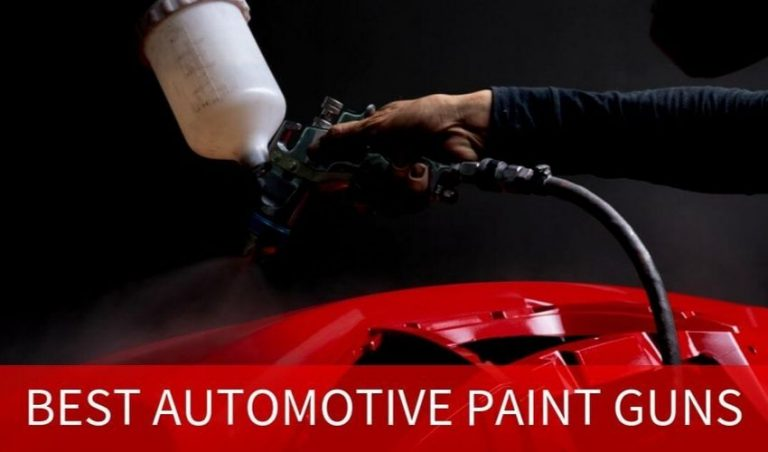 Best Automotive Paint Guns