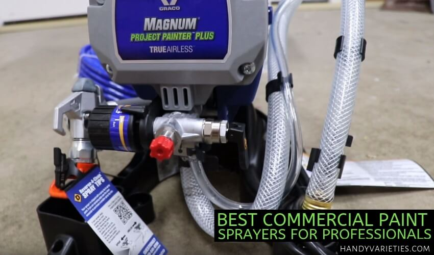 Best Commercial Paint Sprayers