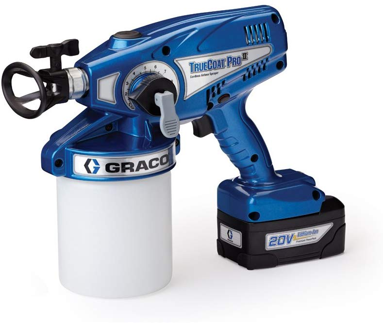 Graco 16N657 TrueCoat Pro