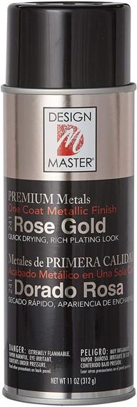 Design Master Metallic Paint