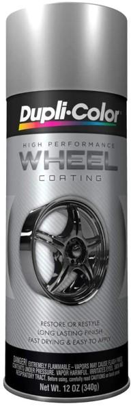 Dupli-Color Silver Wheel