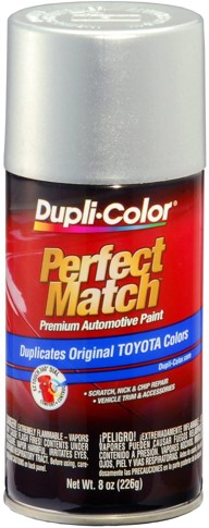 Dupli-Color Titanium Metallic