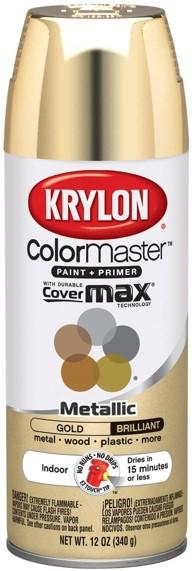 Krylon Gold Paint