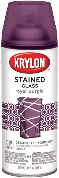 Krylon Stained Glass Paint